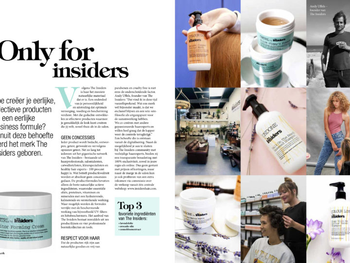 Estetica Magazine – The Insiders